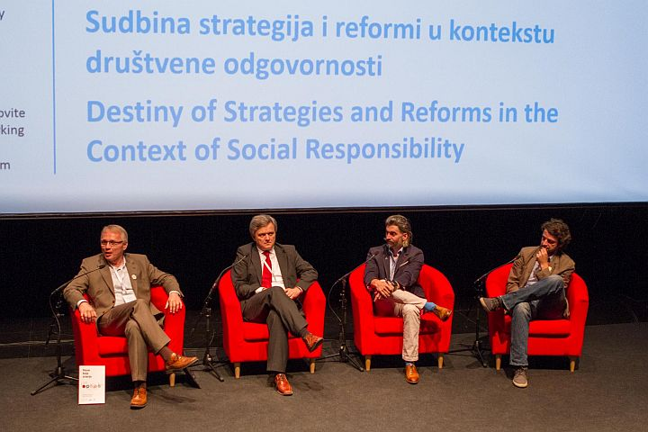 Panel: Destiny of Strategies and Reforms in the Context of Social Responsibility